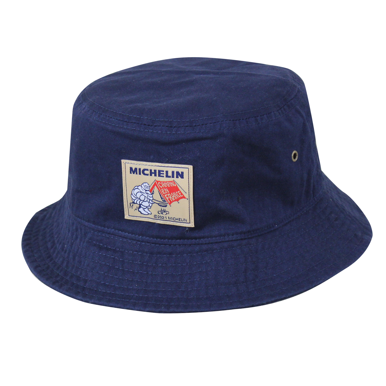 Bucket hat/Camp/Navy(281235)【ネコポス便可】