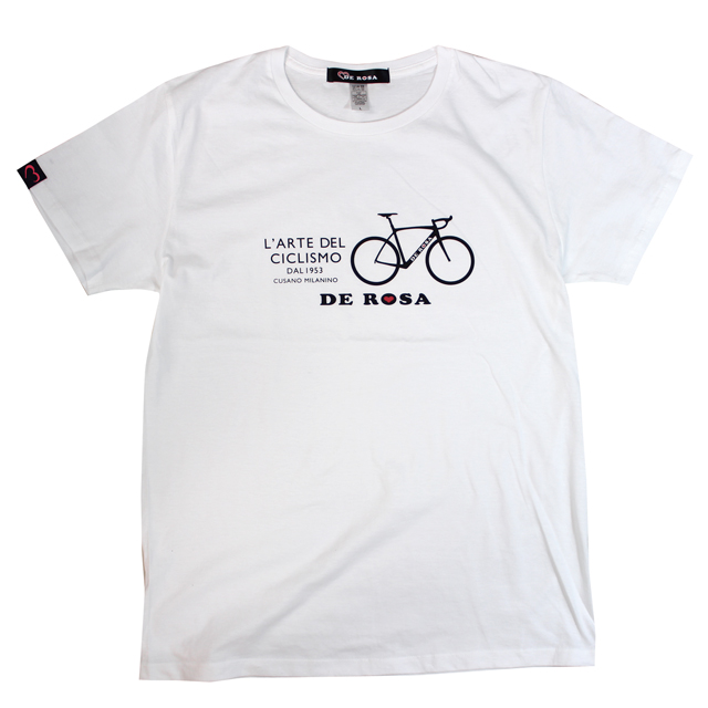 T-Shirts/Arco/White/Derosa
