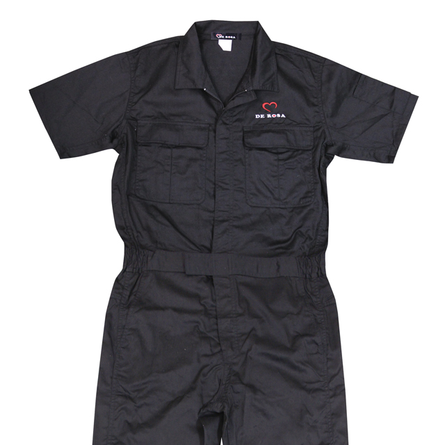 SS sleeve Overalls/Derosa