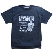 T-Shirts/Tourist/Navy(05)/Michelin