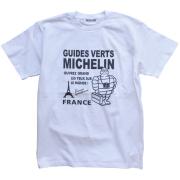 T-Shirts/Tourist/White(01)/Michelin