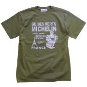 T-Shirts/Tourist/Green(12)/Michelin