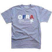 T-Shirts/Flight/Gray(06)/Michelin