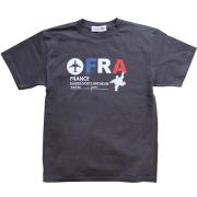 T-Shirts/Flight/CharcoalGray(17)/Michelin