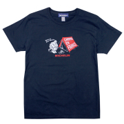 T-Shirts/Camp/Navy/Michelin
