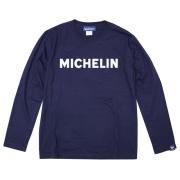LS T-Shirts/Navy/Michelin