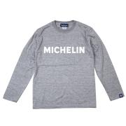 LS T-Shirts/Gray/Michelin