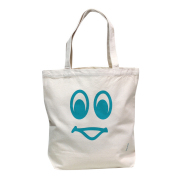 Totebag/Smile/LightBlue(230554)