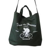 2Way tote bag/Tour de France/Green