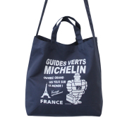 2Way tote bag/Tourist/Navy(232824)