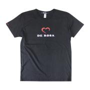 T-Shirts/Cuore/Black/Derosa
