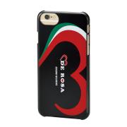 iPhone6・6S・7・8 Case/DeRosa/Black(741012)