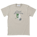 T−Shirts/GreenGuide/Gray(26)/Michelin