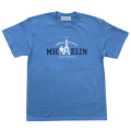 T−Shirts/Eiffel/Blue(38)/Michelin