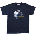 T−Shirts/Velo/Navy(05)/Michelin