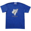 T−Shirts/Checker/Blue(11)/Michelin