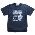 T−Shirts/Tourist/Navy(05)/Michelin