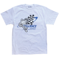 T−Shirts/Race/White(01)/Michelin