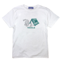 T-Shirts/Camp/White/Michelin