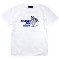 T-Shirts/Flag/White/Michelin