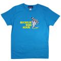 T-Shirts/Flag/Sky blue/Michelin