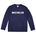 LS T-Shirts/Navy/Michelin