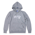 PO Sweat Hoodie2/Run bib/Gray