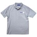 Polo shirt/BIB/Gray 【4月27日発売 予約受付中】【ネコポス便可】