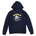 PO Sweat Hoodie/Motorcycle/Navy/Michelin