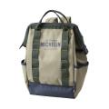 Wide open mini rucksack/Khaki(232336)