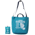 Packable 2way tote/Light Blue/Michelin(232749)