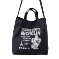 2Way tote bag/Tourist/Black(232817)