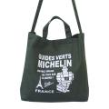 2Way tote bag/Tourist/Green(232831)