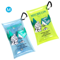 Clear pouch M/Camp