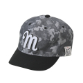 Ball cap/Curving M/Gray camouflage(280924)