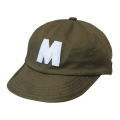 Bridge cap /Twill/Brown Khaki(281051)