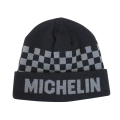 Knit cap /Checker/Black/Michelin(281099)
