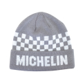 Knit cap /Checker/Gray/Michelin(281105)
