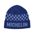 Knit cap /Checker/Blue/Michelin(281112)
