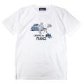 T-Shirts/Auto camp/White/Michelin