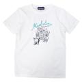 T-Shirts/Family/White/Michelin
