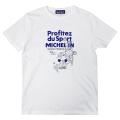 T-Shirts/Sport/White/Michelin