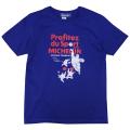 T-Shirts/Sport/Royal blue/Michelin