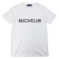 T-Shirt/Logo/White/Michelin【ネコポス便可】