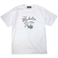T-Shirt/Outdoor/White(01)/Michelin 【ネコポス便可】