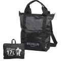 Packable tote ruck/Black/Michelin(233395)