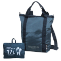 Packable tote ruck/Navy/Michelin(233401)