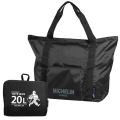 Packable tote bag/Black/Michelin(233494)
