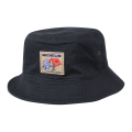 Bucket hat/Camp/Black(281242)【ネコポス便可】