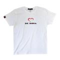 T-Shirts/Cuore/White/Derosa